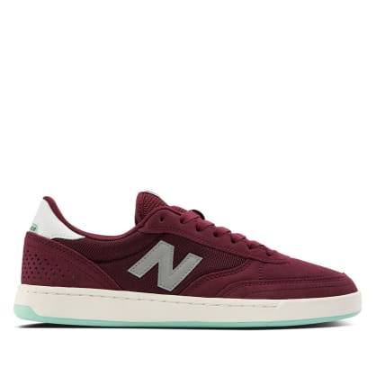 New Balance Numeric 440 Skate Shoe - Burgundy / Grey