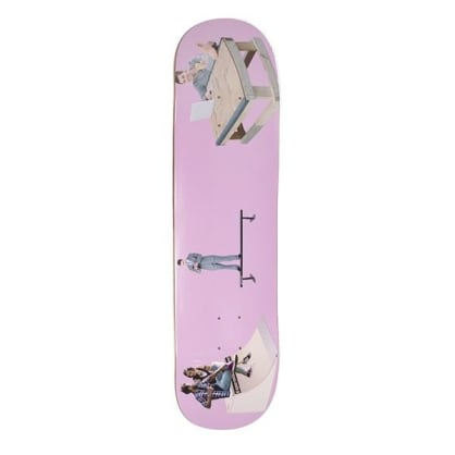ALLTIMERS SK8 PARK FRIENDS DECK - 8.12