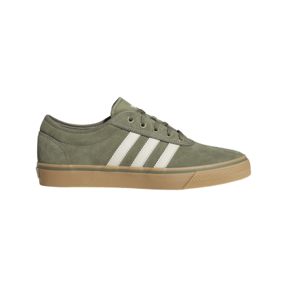 adidas Adiease Skateboarding Shoes - Legacy Green/Clear Brown/Gum 4
