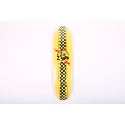 Krooked Nano Classic Deck Yellow