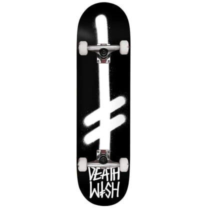 Deathwish - Gang Logo Black/White Complete 8.25""