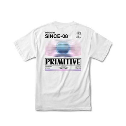 PRIMITIVE Dynamic Tee White