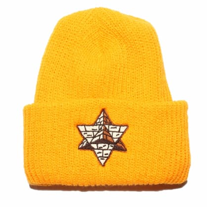 Pyramid Country - Maize Logo Beanie