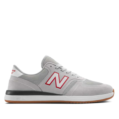 New Balance Numeric 420 Skate Shoe - Grey / White