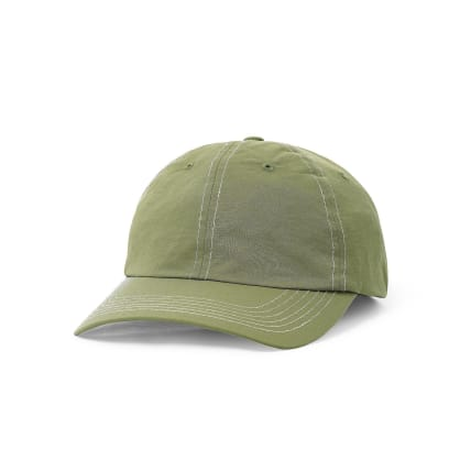Butter Goods Summit 6 Panel Cap - Army