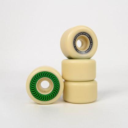 Spitfire - 52mm (99a) Formula Four OG Classics Skateboard Wheels (Green)