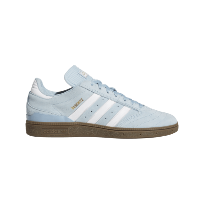 adidas Busenitz Skate Shoes - Ash Grey / Cloud White / Gum
