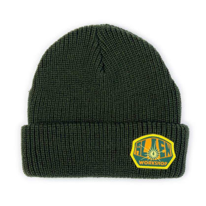 ALIEN WORKSHOP OG Logo Beanie Army Green