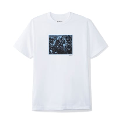 Butter Goods - Forgive Tee - White