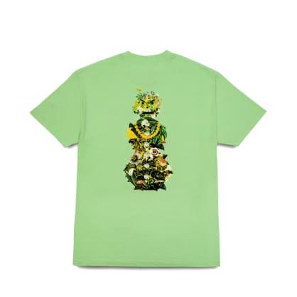 Quartersnacks Botanical Snackman T-Shirt - Mint