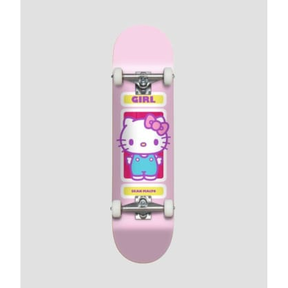 Girl Skateboards Sanrio 60th Sean Malto Complete 7.75""