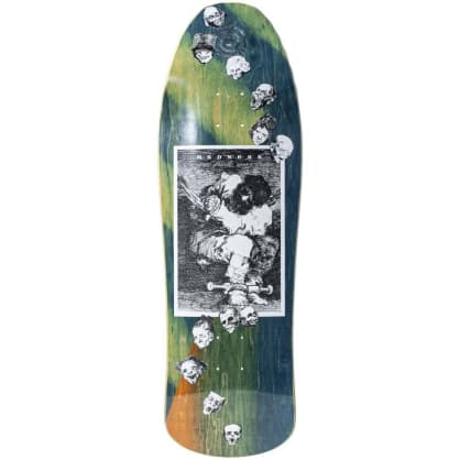 Madness Captivity R7 Deck 9.875""