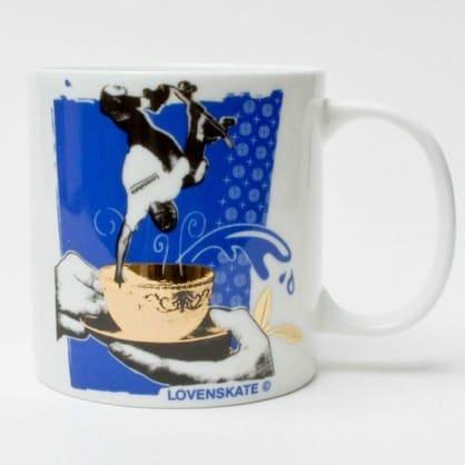 Lovenskate Drink Tea Pint Mug