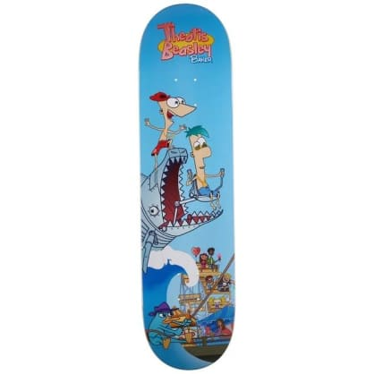 Baker Beasley Step Brothers Deck- 8.0