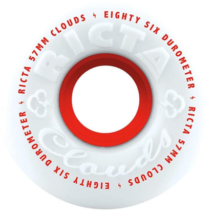 Ricta Wheels - Clouds Cruiser Wheels 86A 57mm