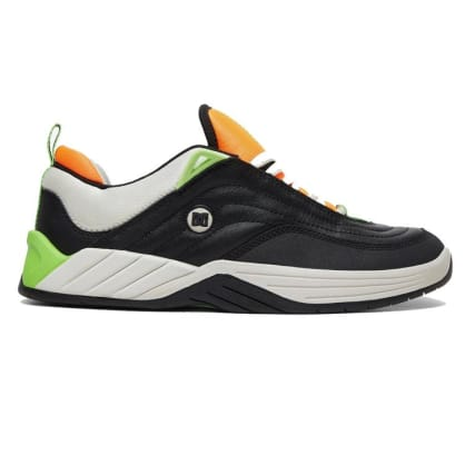 DC Williams Slim Fluorescent Orange Shoes