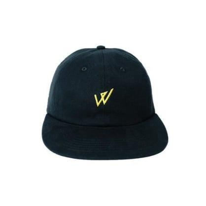 Wayward Skateboards Walphy Sports Cap - Denim Black
