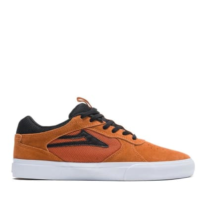Lakai Proto Vulc Skate Shoes - Burnt Orange