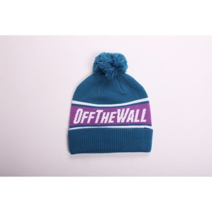 Vans Pom Beanie Off The Wall Turkish Tile