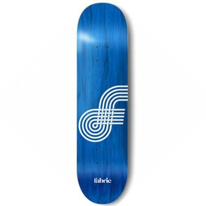 Fabric Skateboards - Looping Natural - Skateboard Deck - 8.25""