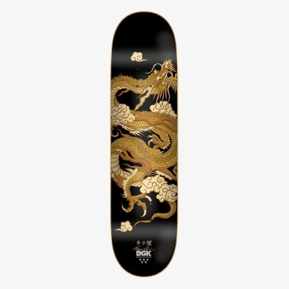 DGK - DGK Bruce Lee Golden Dragon Deck 8.25
