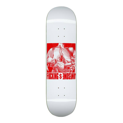 Fucking Awesome Elijah Berle Blood Baby Skateboard Deck - 8.5""