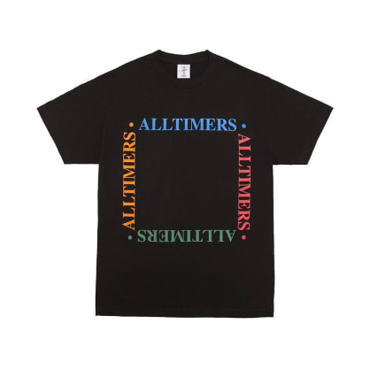Alltimers Box Em Out T-Shirt - Black