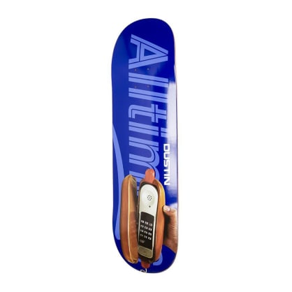 Alltimers Dustin Phone Skateboard Deck - 8.5""