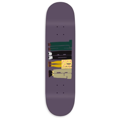 Theories - About Nothing Deck 8.5