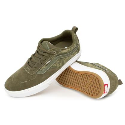Vans Kyle Walker Pro Shoes - Platoon/Military/White