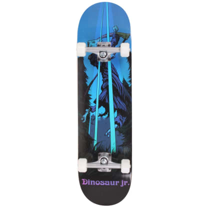 Dinosaur Jr. Abduction Hybrid Complete Skateboard 8.5""