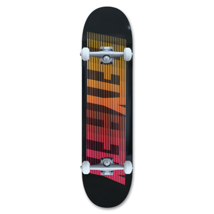 Fifty Fifty Fast Custom Complete Black Assorted Sizes