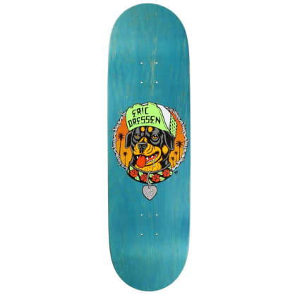 "Santa Cruz Skateboards - Eric Dressen Good Boy Deck 9"" Wide"
