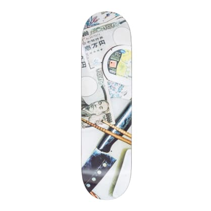 Numbers Edition 6 Series 2 Miles Silvas Deck - 8.3""