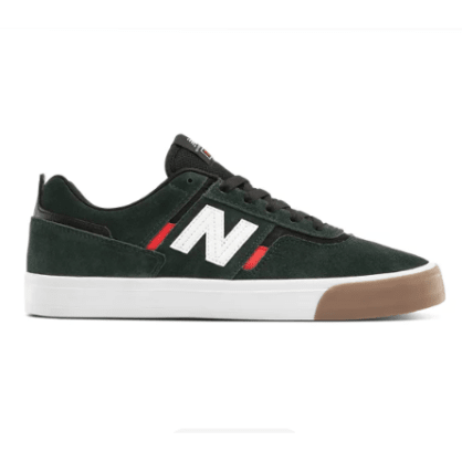 New Balance Numeric - Jamie Foy 306 Shoes - Green / Red
