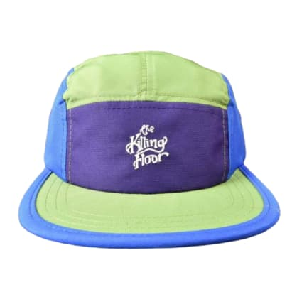 Killing Floor Volley 5 Panel Green/Blue/Purple