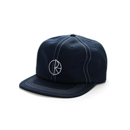 Polar Skate Co. Contrast Cap (Navy)