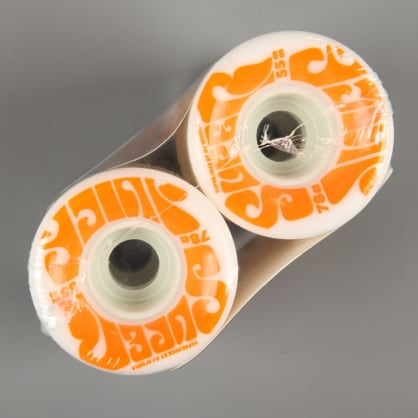 OJ 'Mini Super Juice' 55mm 78a Wheels (White)