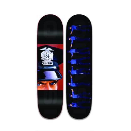 "Quasi Copper Two Skateboard Deck - 8.5"""