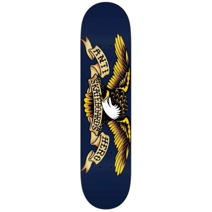 Anti Hero Skateboards- Eagle Deck 8.5""