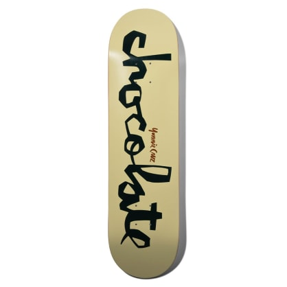 "Chocolate Skateboards - 8.0"" Yonnie Cruz Original Chunk Deck"