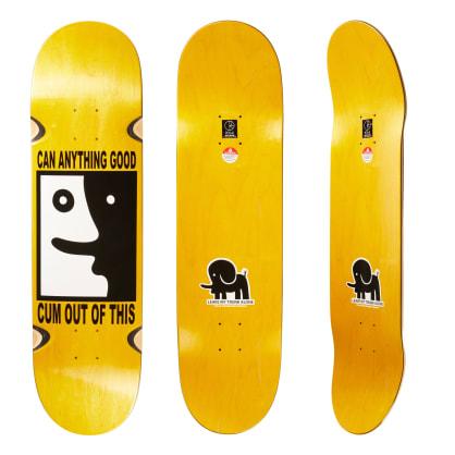 "Polar Skate Co Leave My Trunk Alone Skateboard Deck - 8.5"""