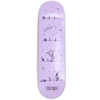 Theories How They Got Here Deck 8.125