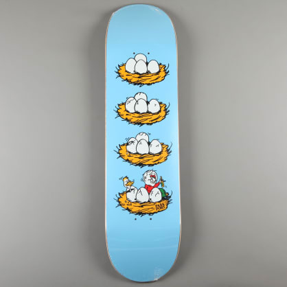 """PassPort 'What U Thought - Eggs' 8.125"""" Deck"""