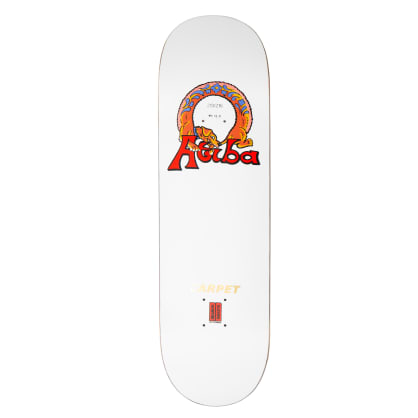 Carpet Company Atiba Jefferson Guest Skateboard Deck - 8.38""