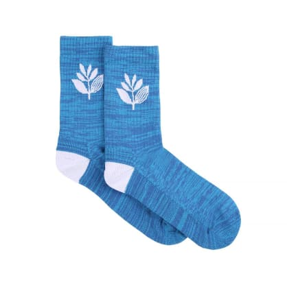Magenta Skateboards - Plant Socks - Blue