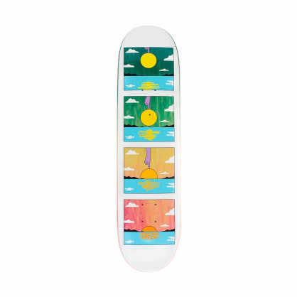 Real Mason Silva Sunset Deck