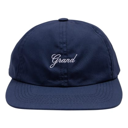Grand Collection - Script Strapback Cap