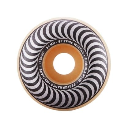 Spitfire Wheels - Formula Four 97A- 54mm