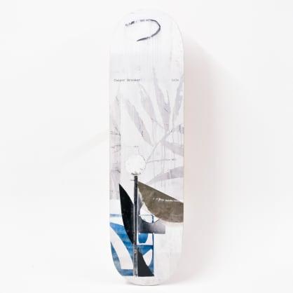 "Isle Sculpture Series Restock Casper Brooker Deck 8.5"""
